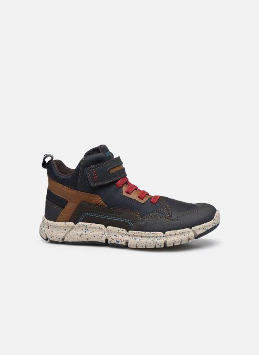 Stiefeletten & Boots Geox J Flexyper Boy B Abx J049XB blau ansicht von hinten