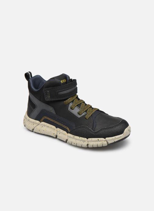 Stiefeletten & Boots Geox J Flexyper Boy B Abx J049XB schwarz detaillierte ansicht/modell