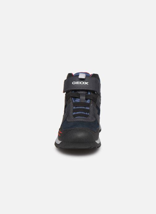 Zapatillas de deporte Geox J Teram Boy B Abx J04AEB Azul vista del modelo