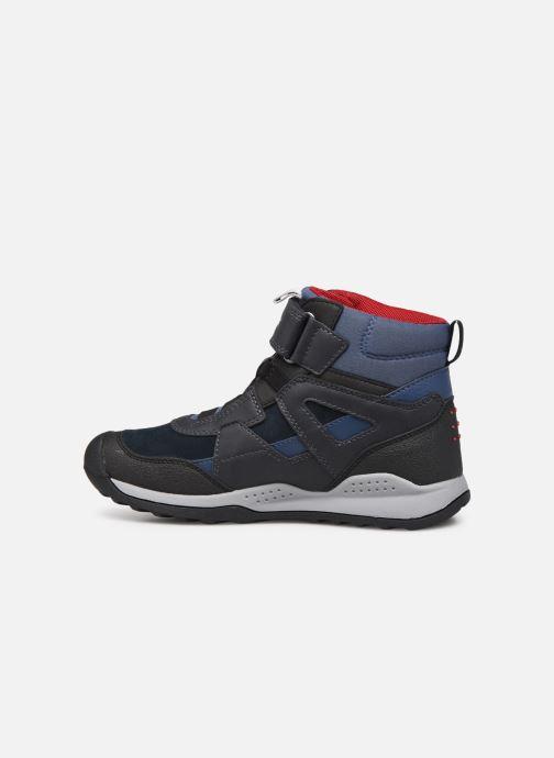 Zapatillas de deporte Geox J Teram Boy B Abx J04AEB Azul vista de frente