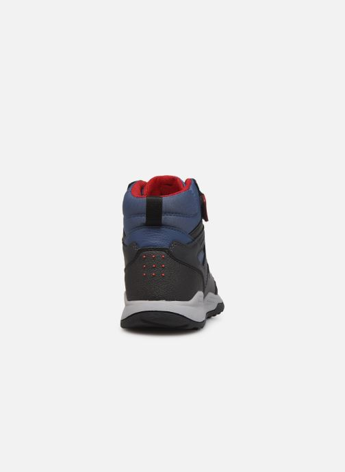 Zapatillas de deporte Geox J Teram Boy B Abx J04AEB Azul vista lateral derecha