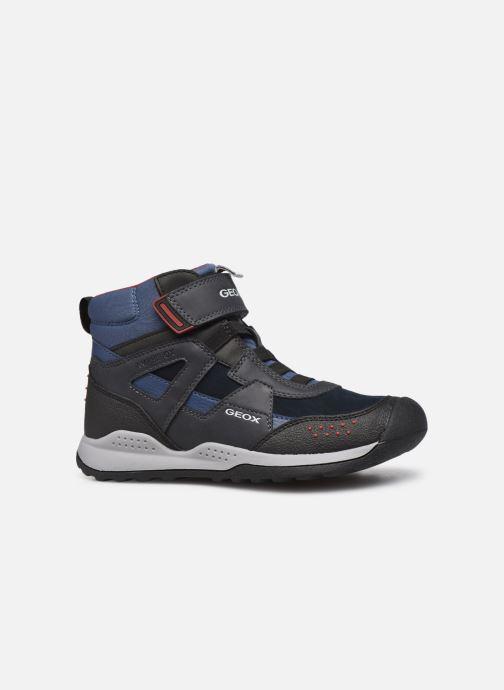 Zapatillas de deporte Geox J Teram Boy B Abx J04AEB Azul vistra trasera