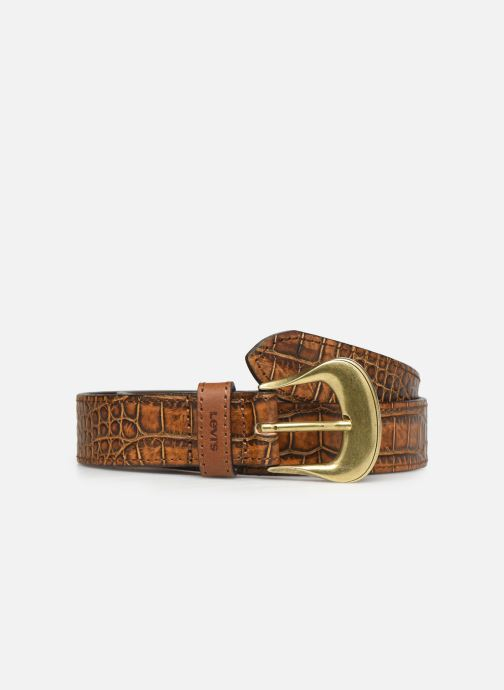 Gürtel Levi's Vintage Crocodile Emboss Belt Levi's braun detaillierte ansicht/modell