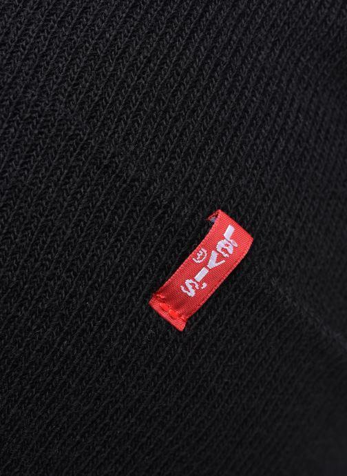 Berretto Levi's Slouchy Red Tab Beanie Levi's Nero immagine destra