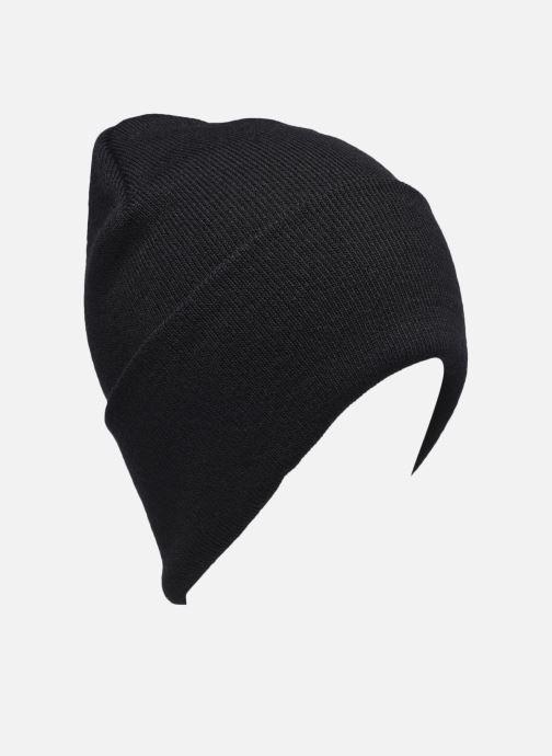 Mütze Levi's Slouchy Red Tab Beanie Levi's schwarz detaillierte ansicht/modell