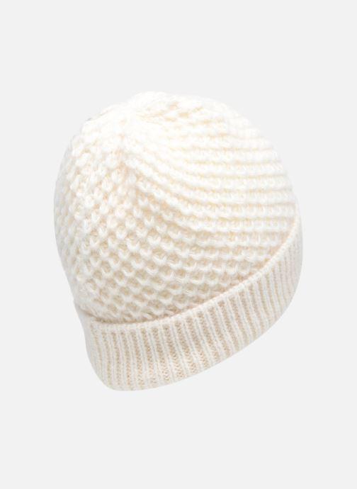 Bonnets Levi's Classic Knit Beanie Levi's Blanc vue portées chaussures