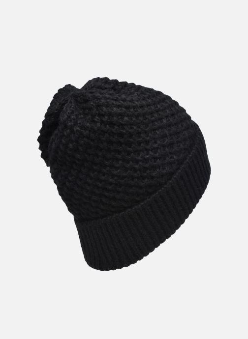 Mütze Levi's Classic Knit Beanie Levi's schwarz schuhe getragen