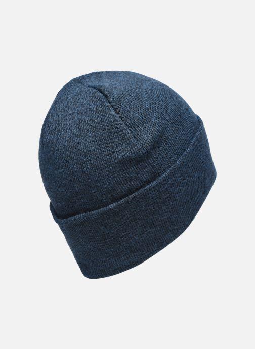 Mütze Levi's BATWING EMBROIDERED SLOUCHY BEANIE blau schuhe getragen
