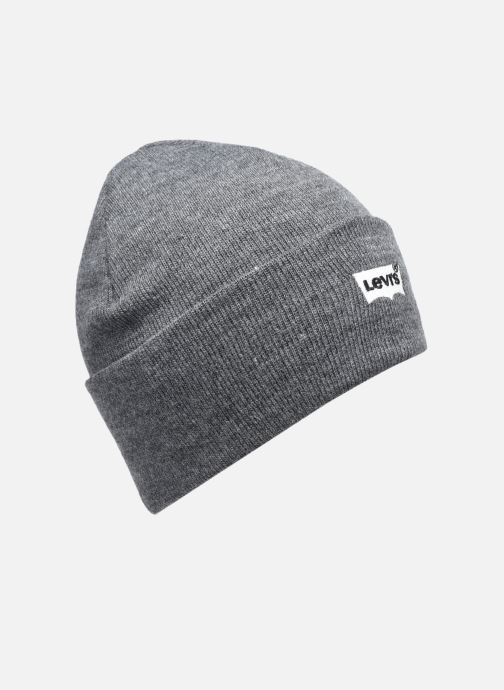 Mütze Levi's 2020 BATWING EMBROIDERED SLOUCHY BEANIE Levi's grau detaillierte ansicht/modell