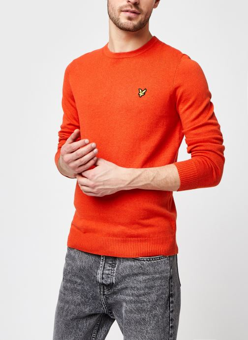 Tøj Accessories Crew Neck Cotton Merino Jumper