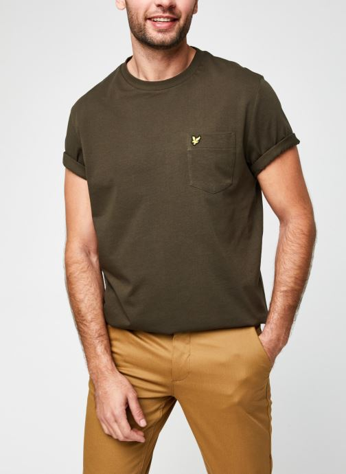 Kleding Accessoires Relaxed Pocket T-shirt