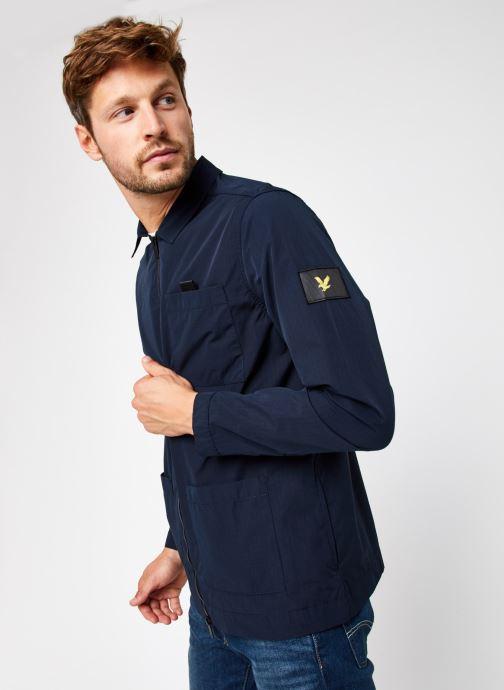 Vêtements Accessoires Ripstop Nylon Overshirt