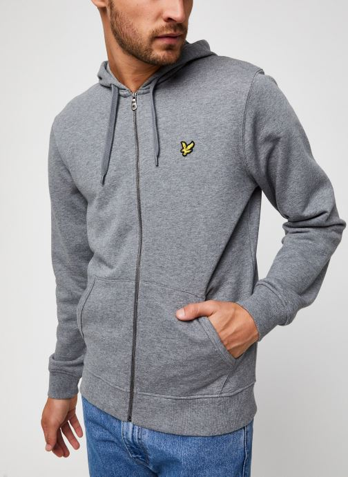 Tøj Accessories Zip Through Hoodie