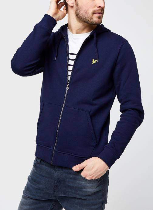 Vêtements Accessoires Zip Through Hoodie