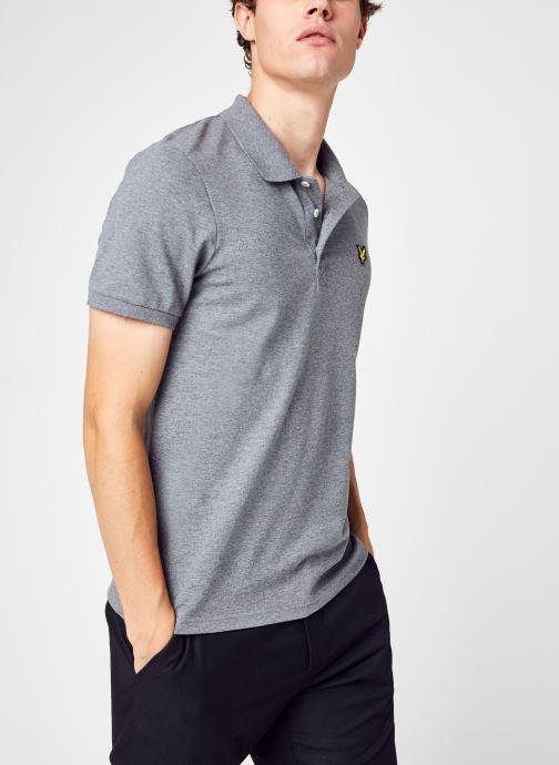 Kleding Accessoires Plain Polo Shirt