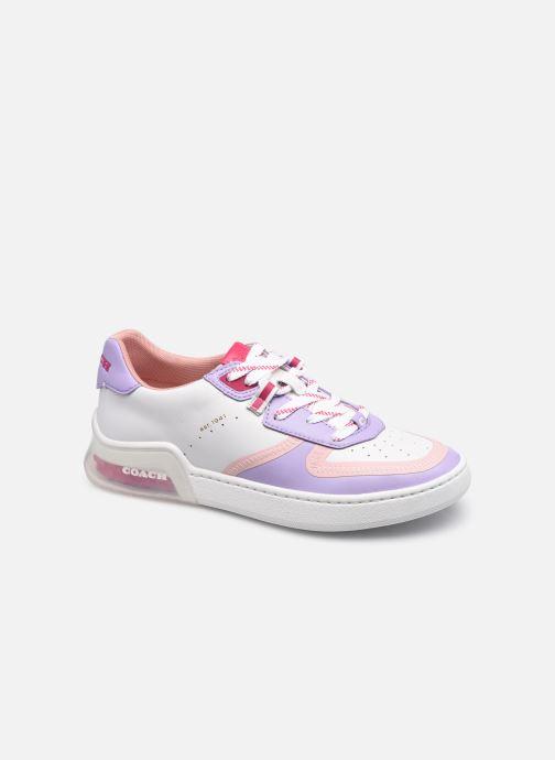 Sneaker Coach Citysole Suede-Leather Court rosa detaillierte ansicht/modell