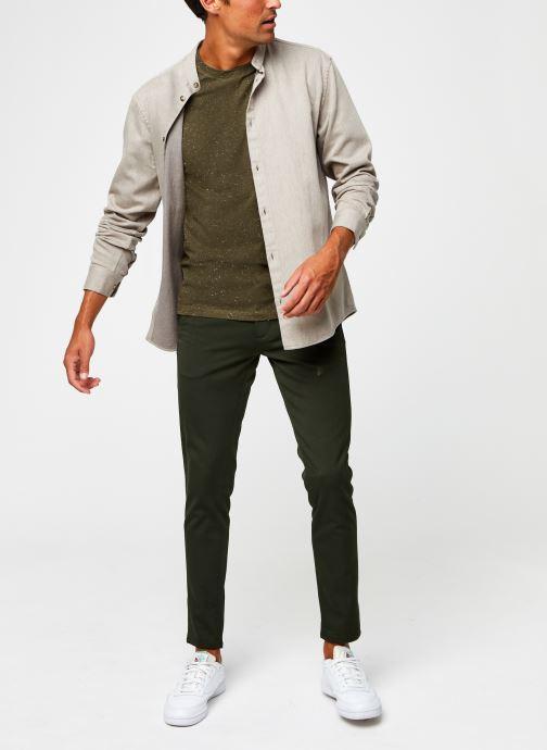 Vêtements Minimum Ugge 2.0 6395 Vert vue bas / vue portée sac