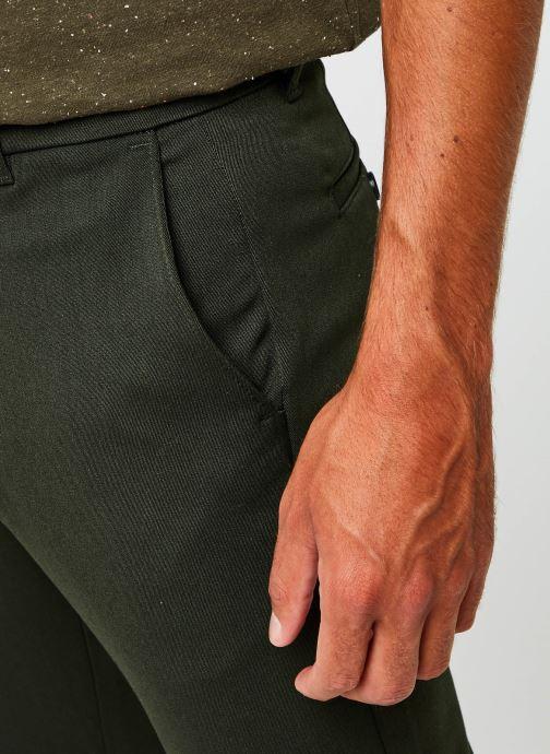 Vêtements Minimum Ugge 2.0 6395 Vert vue face