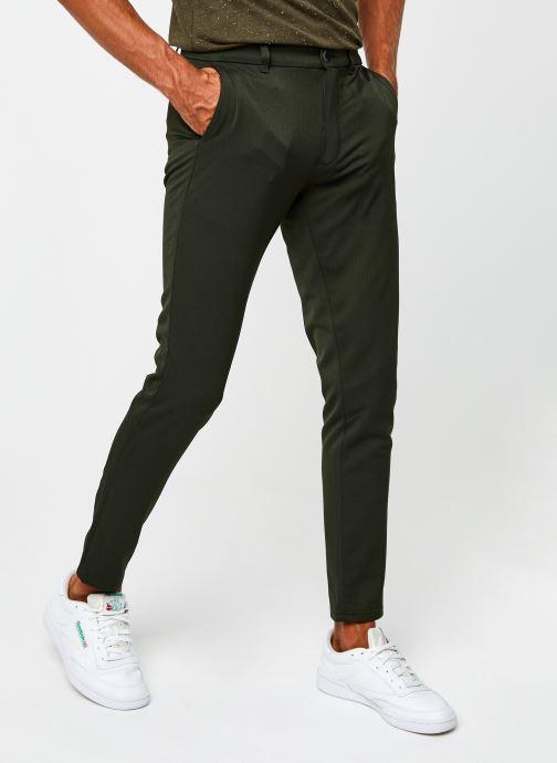 Vêtements Minimum Ugge 2.0 6395 Vert vue détail/paire