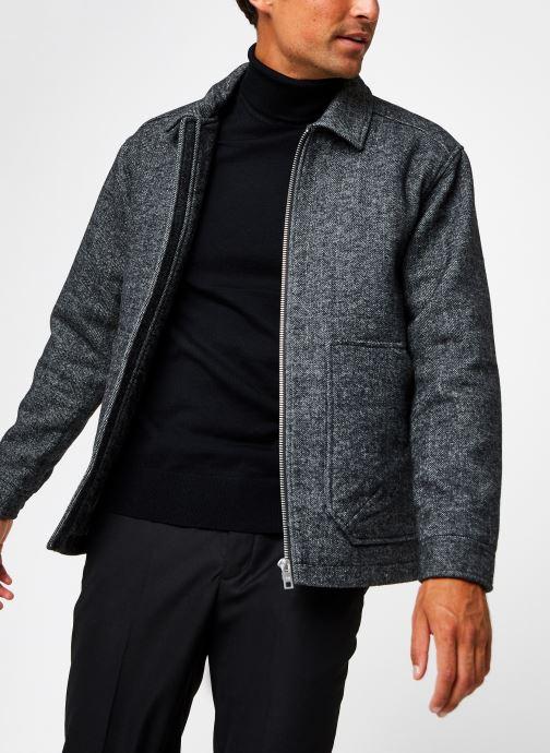 Vêtements Minimum Sandur 7104 Gris vue détail/paire
