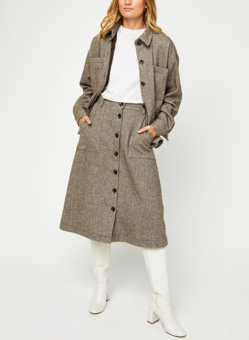 Vêtements Minimum Ceilia 7161 Marron vue bas / vue portée sac