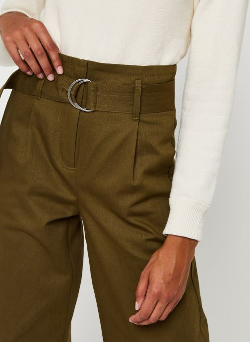 Minimum Pantalon large - Kelsey 7180 (Vert) - Vêtements chez Sarenza (473425) mhO75