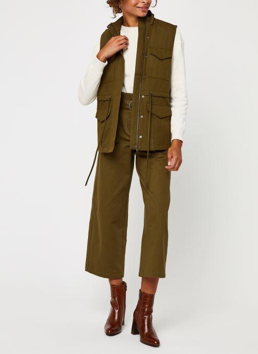 Minimum Gilet - Lesley 7180 (Vert) - Vêtements chez Sarenza (473428) FPgtd