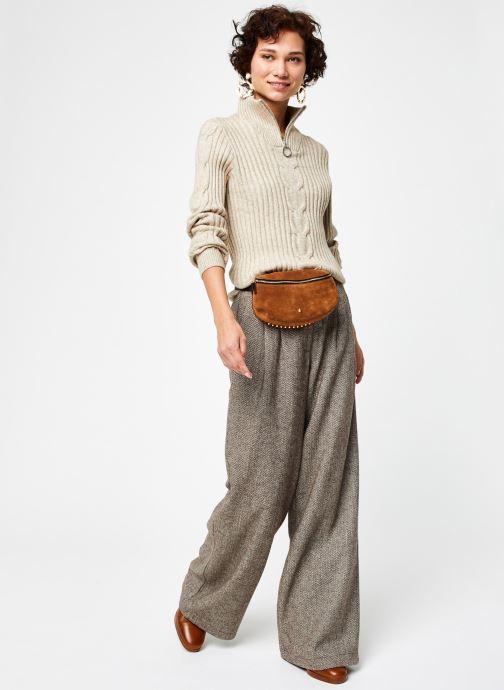 Vêtements Minimum Lilo 7161 Marron vue bas / vue portée sac