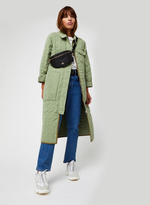 Minimum Manteau long - Petriane 7084 (Vert) - Vêtements chez Sarenza (473434) j7zgB