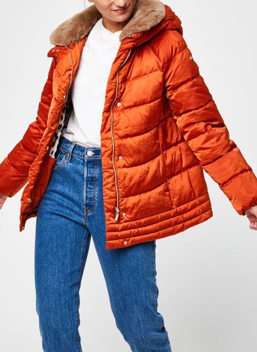 Vêtements Accessoires CHLOO MID PARKA W0425M