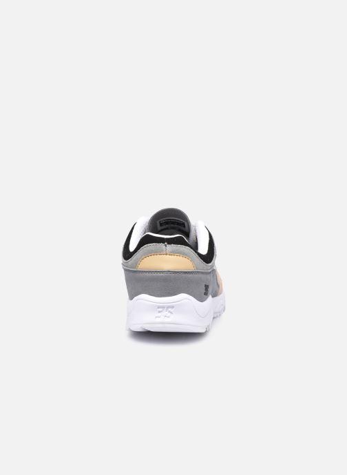 Sneaker Hummel Edmonton 3S Suede grau ansicht von rechts