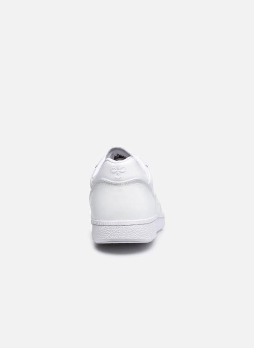 Sneakers Hummel Hb Team Leather Bianco immagine destra