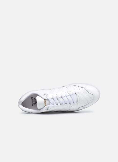 Sneakers Hummel Hb Team Leather Bianco immagine sinistra