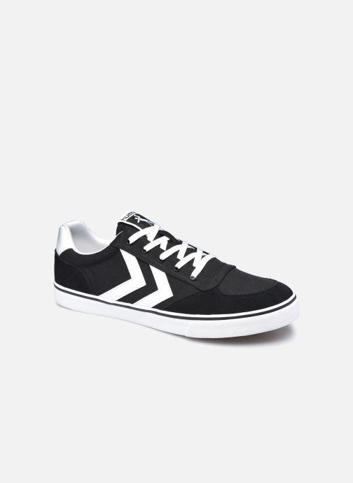 Sneaker Hummel Stadil Low Ogc 3.0 schwarz detaillierte ansicht/modell
