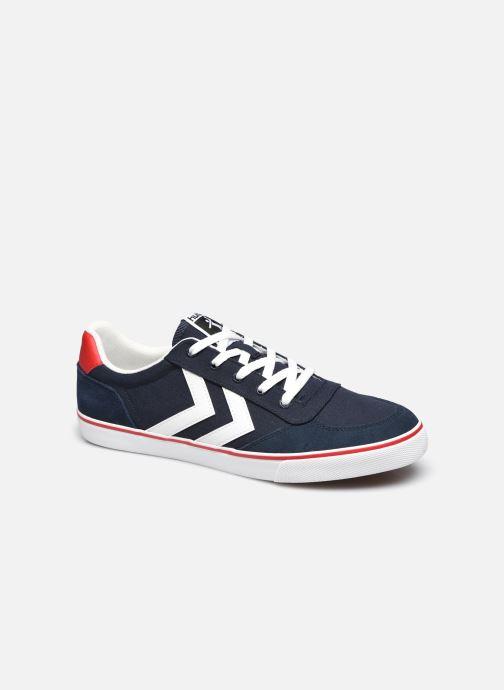 Sneaker Hummel Stadil Low Ogc 3.0 blau detaillierte ansicht/modell