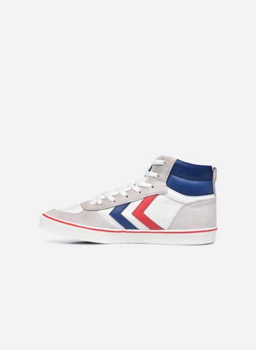 Sneaker Hummel Stadil High Ogc 3.0 weiß ansicht von vorne