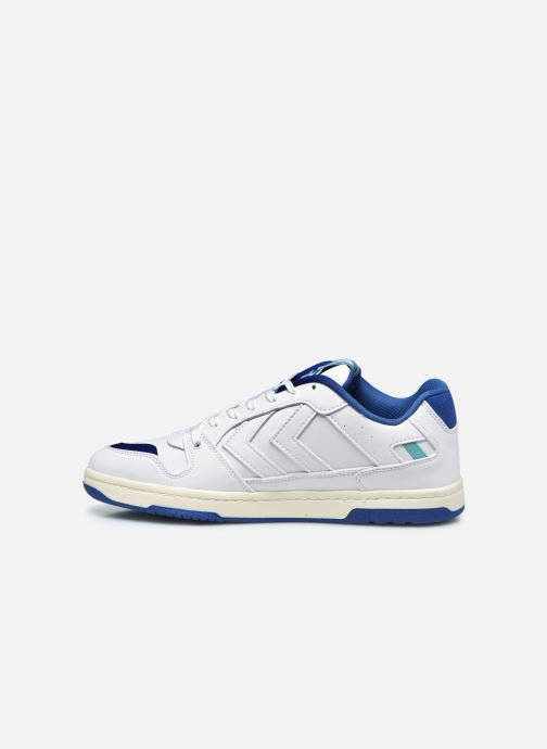 Sneakers Hummel Power Play Vegan Archive Bianco immagine frontale