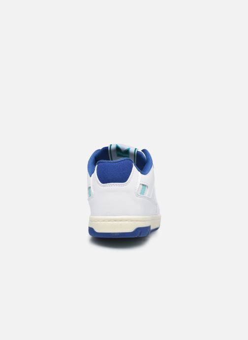 Sneakers Hummel Power Play Vegan Archive Bianco immagine destra
