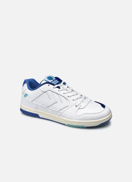 Sneakers Hummel Power Play Vegan Archive Bianco vedi dettaglio/paio