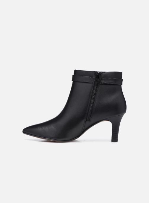 Bottines et boots Clarks Illeana Calla Noir vue face