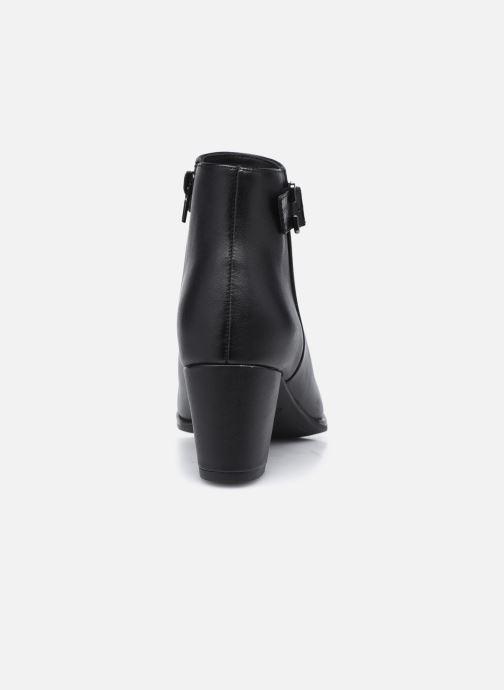 Bottines et boots Clarks Kaylin60 Boot Noir vue droite