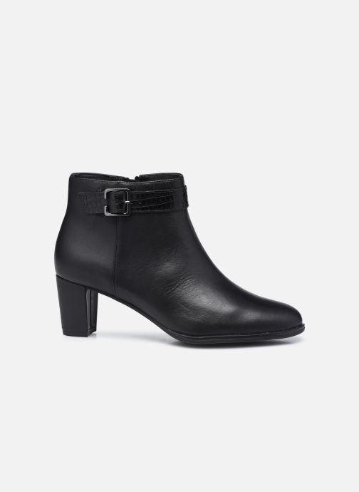 Bottines et boots Clarks Kaylin60 Boot Noir vue derrière
