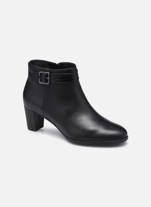 Bottines et boots Clarks Kaylin60 Boot Noir vue détail/paire