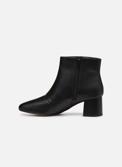 Stiefeletten & Boots Clarks Sheer Flora 2 schwarz ansicht von vorne
