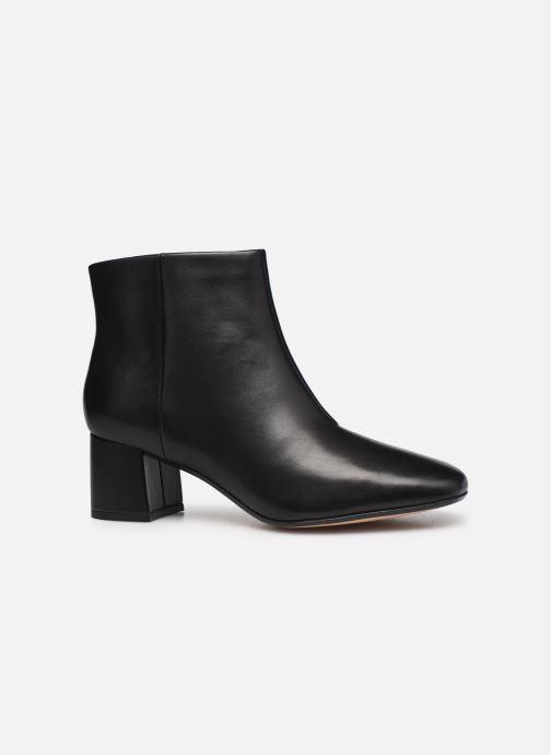 Stiefeletten & Boots Clarks Sheer Flora 2 schwarz ansicht von hinten