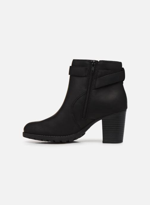 Stiefeletten & Boots Clarks Verona Lark schwarz ansicht von vorne