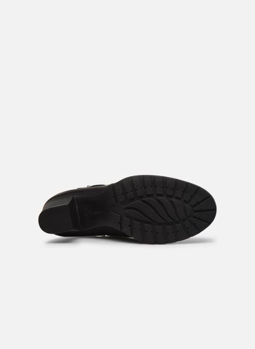 Stiefeletten & Boots Clarks Verona Lark schwarz ansicht von oben