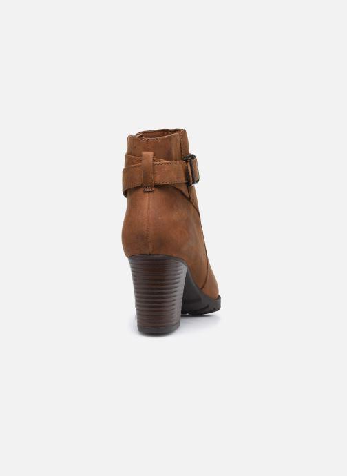 Stiefeletten & Boots Clarks Verona Lark braun ansicht von rechts