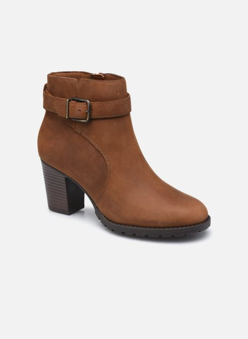 Stiefeletten & Boots Clarks Verona Lark braun detaillierte ansicht/modell