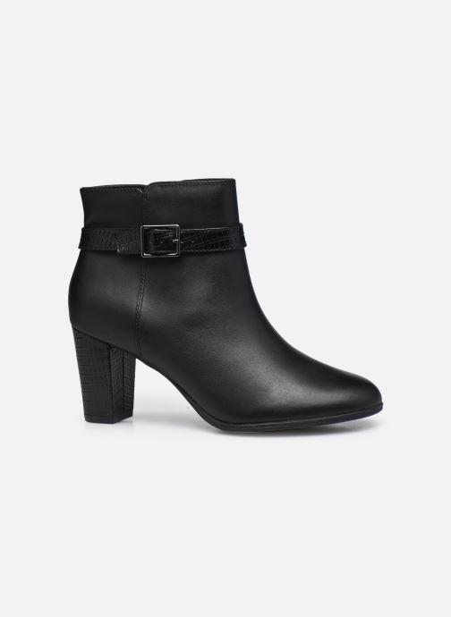 Bottines et boots Clarks Alayna Juno Noir vue derrière